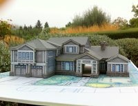 Highlight for Album: Palisades project underway - a family home