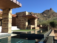 Highlight for Album: desert home underway, Estancia, Scottsdale