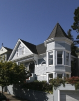 Highlight for Album: San Francisco Victorian, extensive remodel and addition of second floor